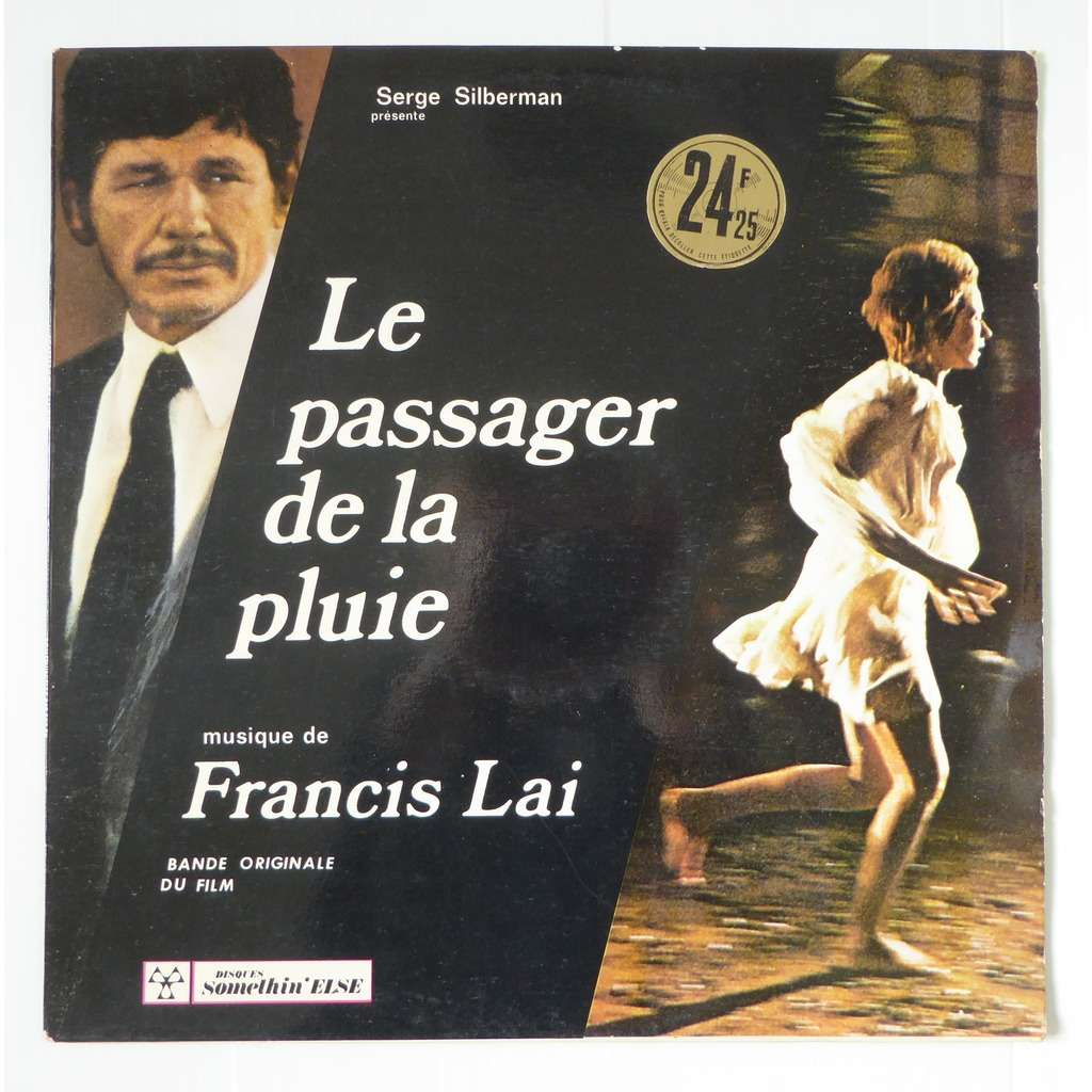 francis lai Le Passager De La Pluie