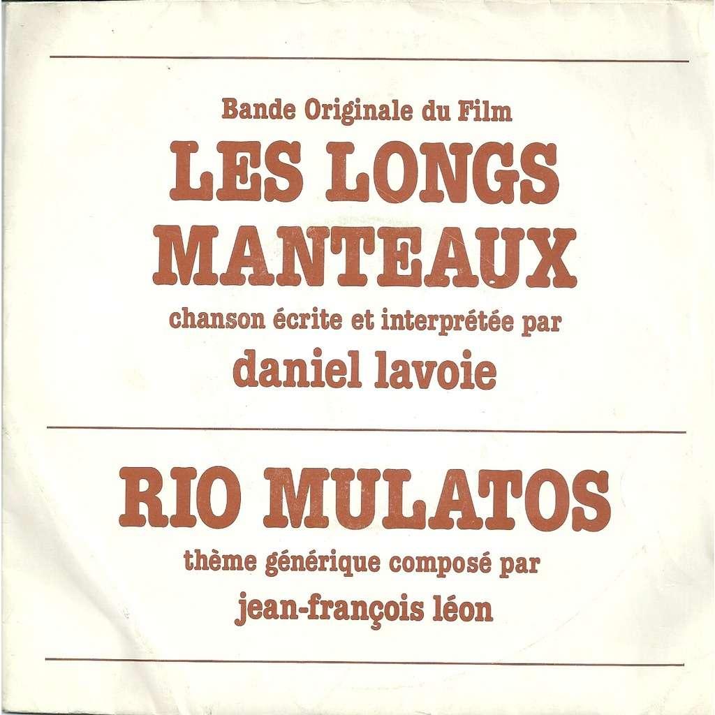 Daniel Lavoie Les longs manteaux - poch only