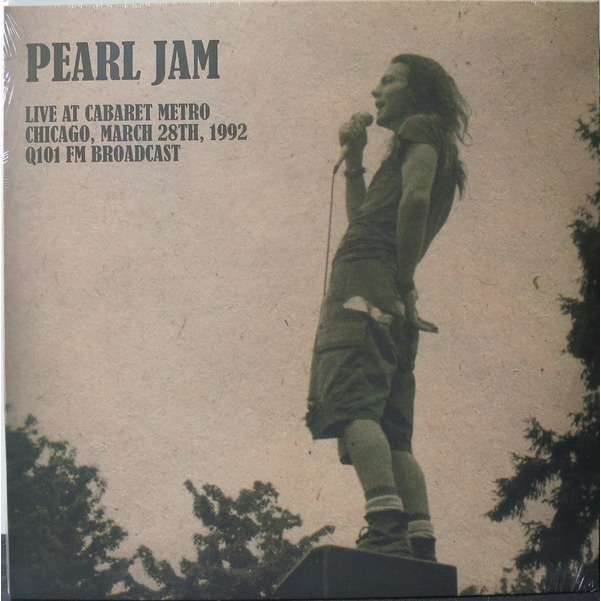 pearl jam live in chicago 1992