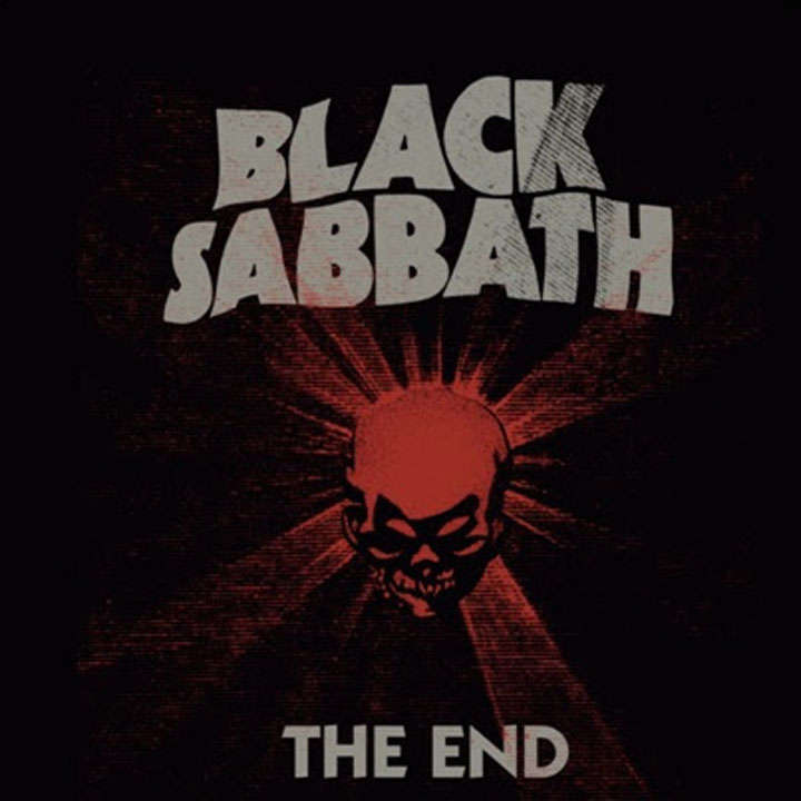 Black Sabbath The End (lp)