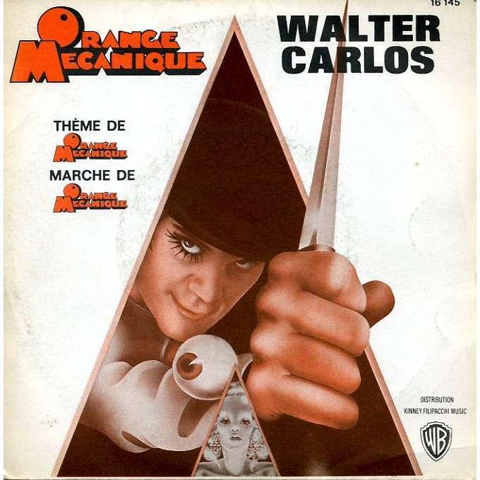 WALTER CARLOS bo orange mecanique