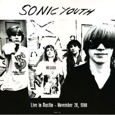 SONIC YOUTH LIVE IN AUSTIN