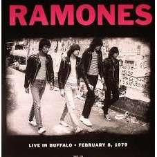 RAMONES LIVE IN BUFFALO