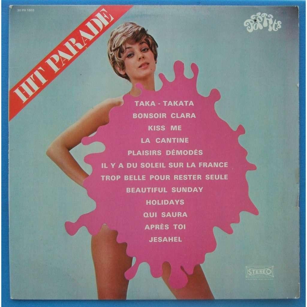 mario cavallero pop hits vol 3. Hit parade