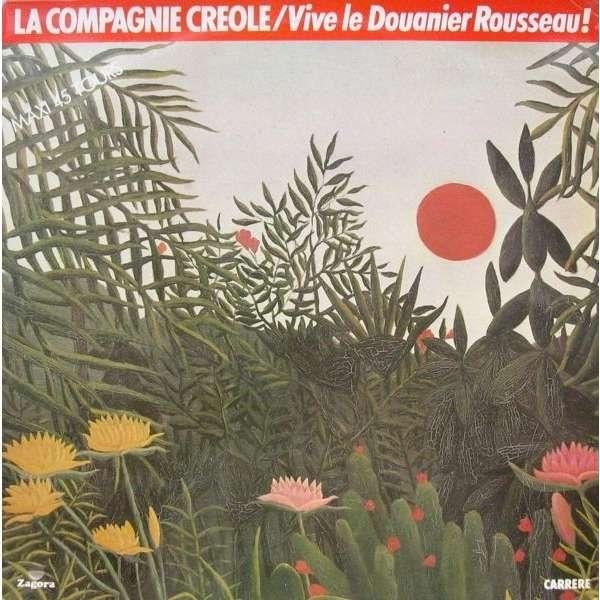 La Compagnie Créole Vive Le Douanier Rousseau!