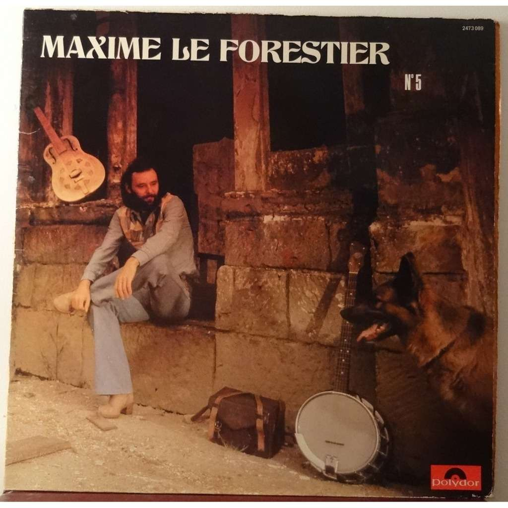 n 5 by maxime le forestier lp gatefold with agiron ref. Black Bedroom Furniture Sets. Home Design Ideas