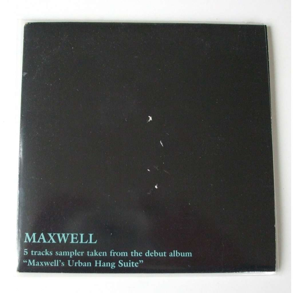 factory authentic eafce aa822 Maxwell Maxwell s urban Hang Suite (5 titres)