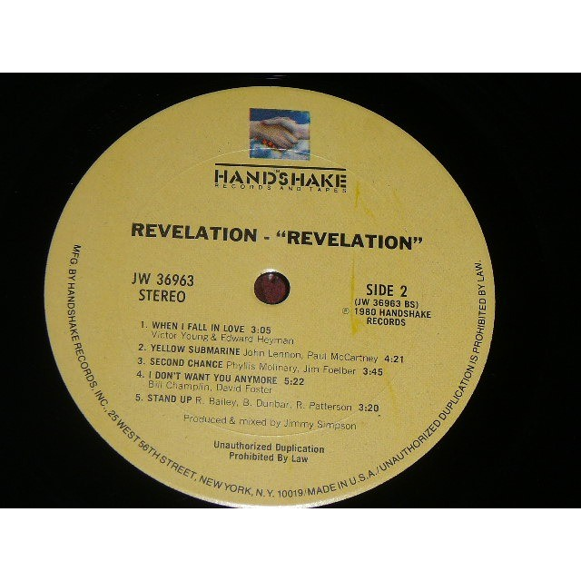 Revelation Same