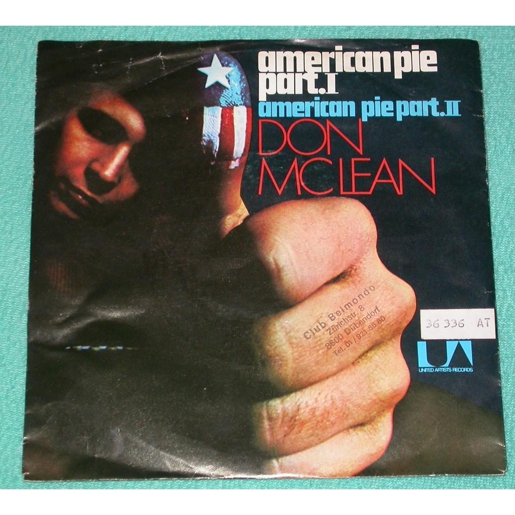 don maclean American Pei PART II