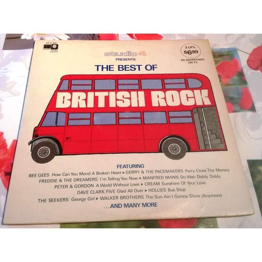 studio 4 presents cream hollies manfred mann gerry the best of british rock