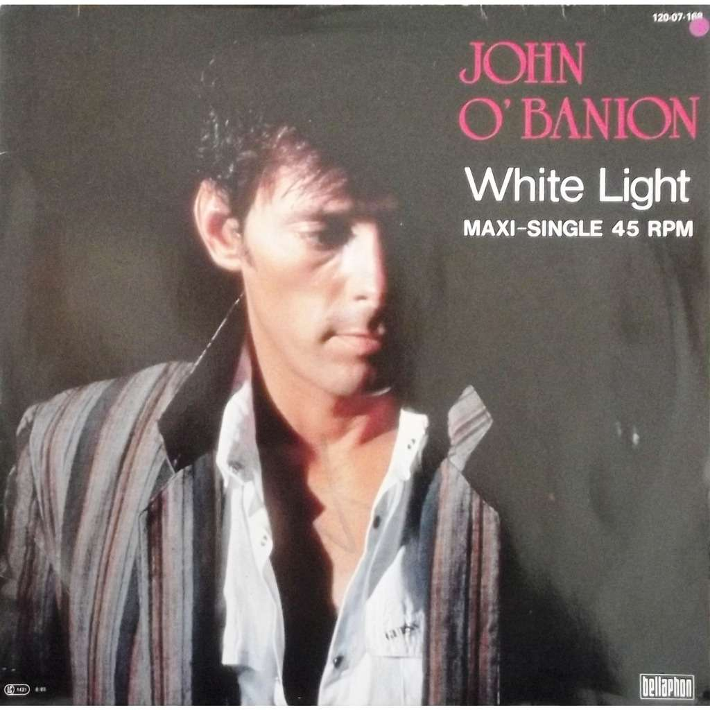 John o'banion white light