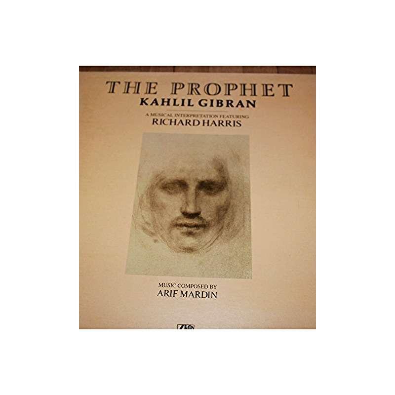 Richard Harris The Prophet Kahlil Gibran