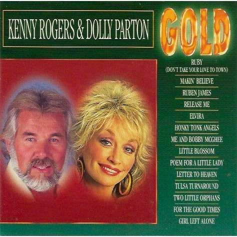 Gold by Kenny Rogers & Dolly Parton, CD with pycvinyl ...