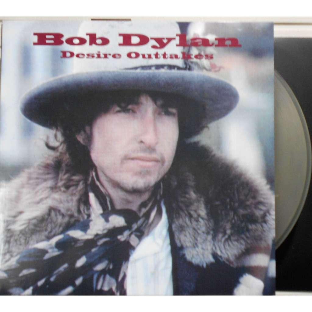 bob dylan desire outtakes - vinyl transparent