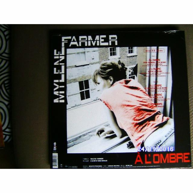 mylène farmer A L OMBRE