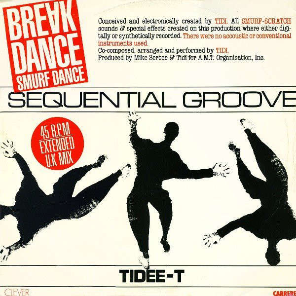 tidee t sequential groove