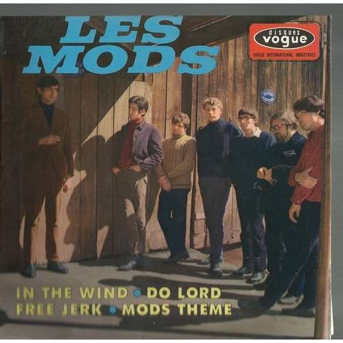 les mods alain chamfort in the wind