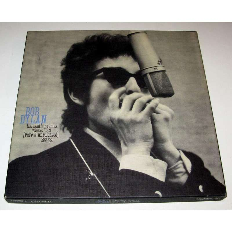 5012b87414c The bootleg series volumes 1 - 3  rare   unreleased  by Bob Dylan ...
