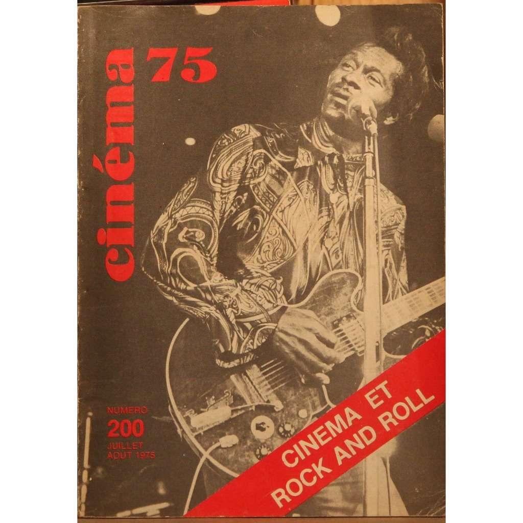 cinéma 75 cinéma et rock and roll n°200