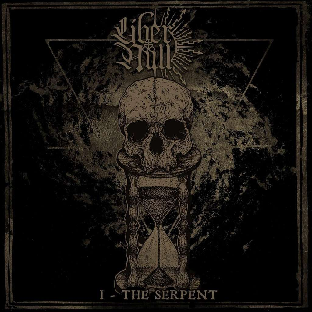LIBER NULL I, The Serpent. CD Digipack