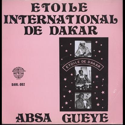 Etoile International De Dakar Absa Gueye
