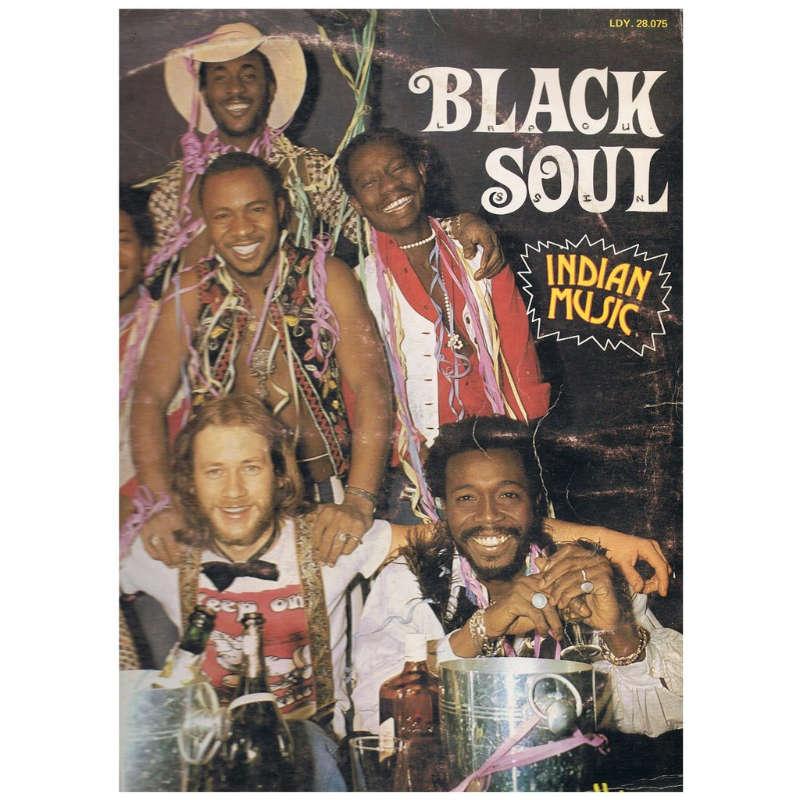BLACK SOUL BINGO FIESTA
