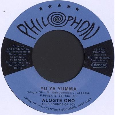 alogte oho & His Sounds of Joy Mam Yinne Wa / Yu Ya Yumma