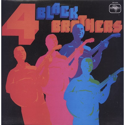 4 black brothers quatre black brothers