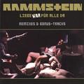 RAMMSTEIN - Liebe War Für Alle Da -Remixes & Bonus-Tracks- (lp) - LP