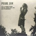 PEARL JAM - Live At Cabaret Metro Chicago, March 28, 1992, Q101 FM Broadcast (lp) - 33T