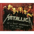 METALLICA - Live In Saint Petersburg, Russia, SKK Arena, August 25, 2015 (2xcd) Ltd Edit Digipack -Russie - CD x 2
