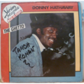 DONNY HATHAWAY - The ghetto (live) / The ghetto (studio) - 12 inch 45 rpm