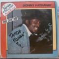 DONNY HATHAWAY - The ghetto (live) / The ghetto (studio) - 12 inch 45 rpm