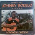 JOHNNY BOKELO - M'bongo = l'argent - LP