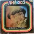 AMERICO BRITO - Sintado na pracinha - LP