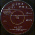 I.K. DAIRO & HIS BLUE SPOTS M.B.E. - Omo oloja / Chief awolowo - 7inch (SP)