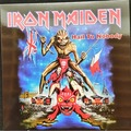 IRON MAIDEN - Hail To Nobody (lp) Ltd Edit Colour Vinyl -E.U - 33T