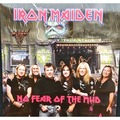 IRON MAIDEN - No Fear Of The Mud (lp) Ltd Edit Colour Vinyl -E.U - LP
