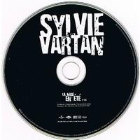 VARTAN SYLVIE LA NEIGE EN ETE ( promo - hors commerce - 1 titre )