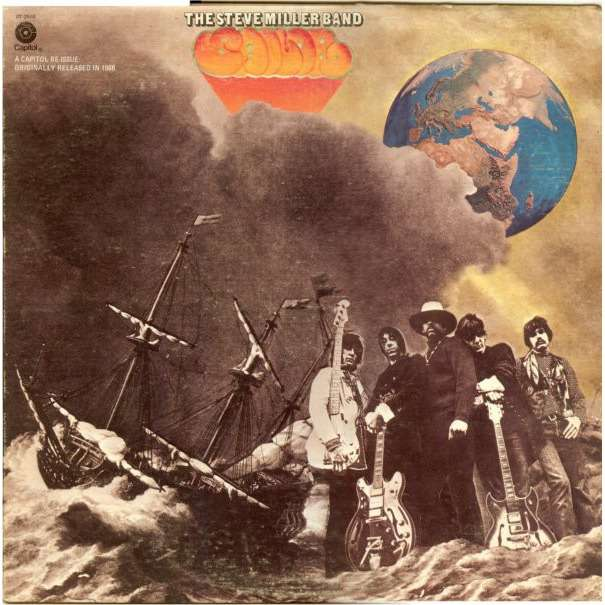 Sailor By The Steve Miller Band Lp With Longplay Ref