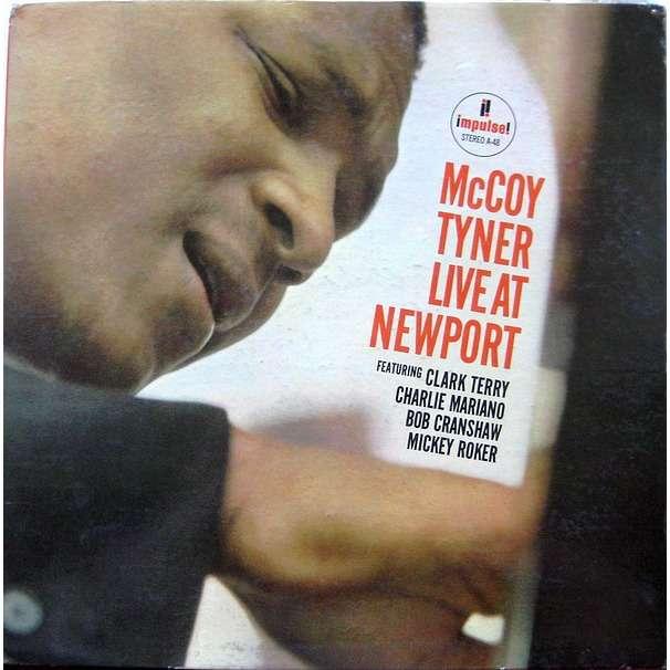 Mc COY TYNER Mc COY TYNER LIVE AT NEWPORT