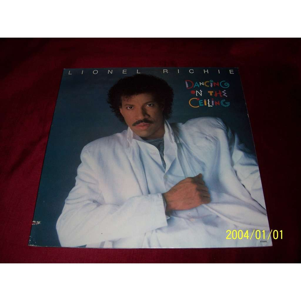 lionel richie DANCING ON THE CEILING