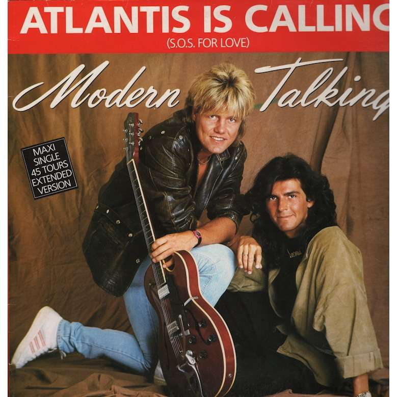 Modern Talking - Atlantis Is Calling Lyrics | MetroLyrics