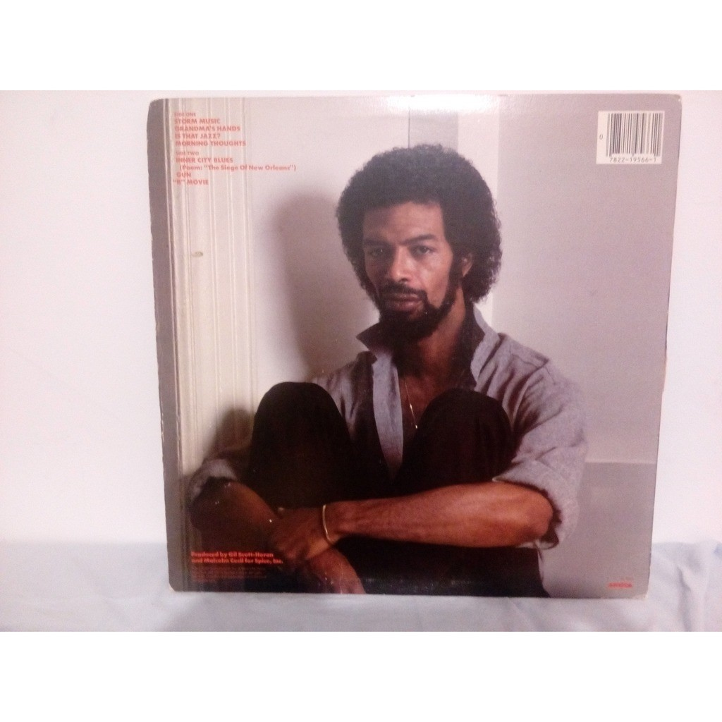 gil scott-heron reflections