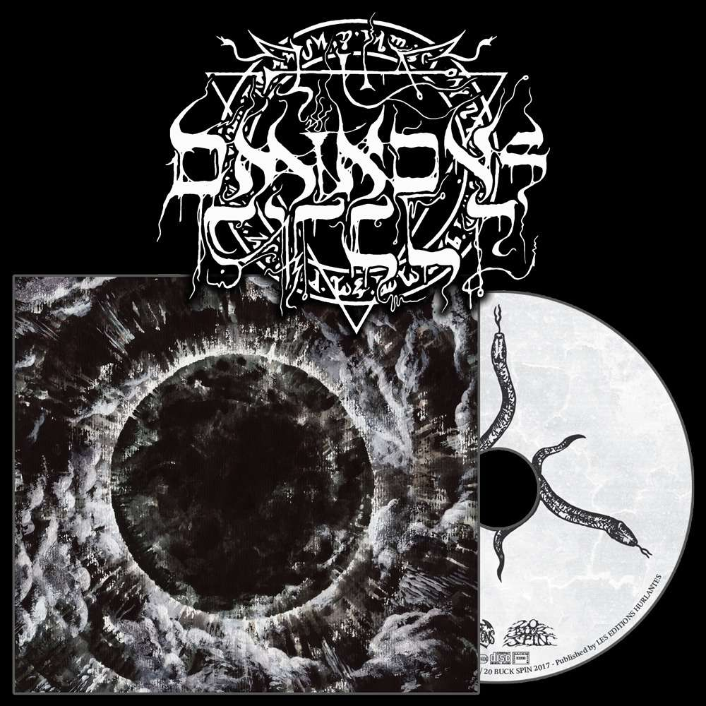 THE OMINOUS CIRCLE Appalling Ascension. CD Digipack