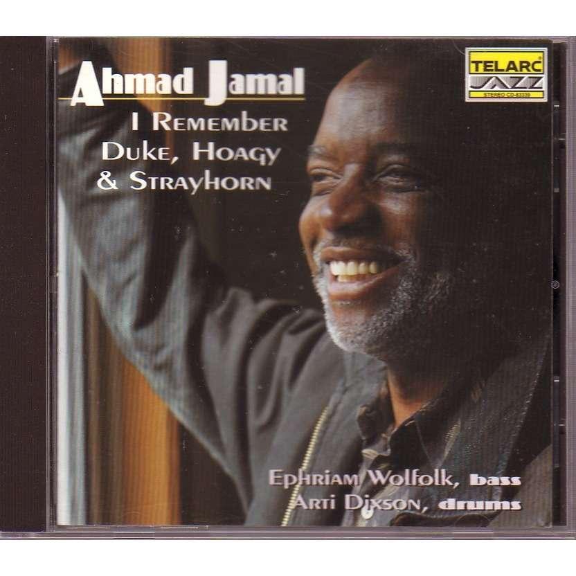 AHMAD JAMAL I REMEMBER DUKE HOAGY & STRAYHORN