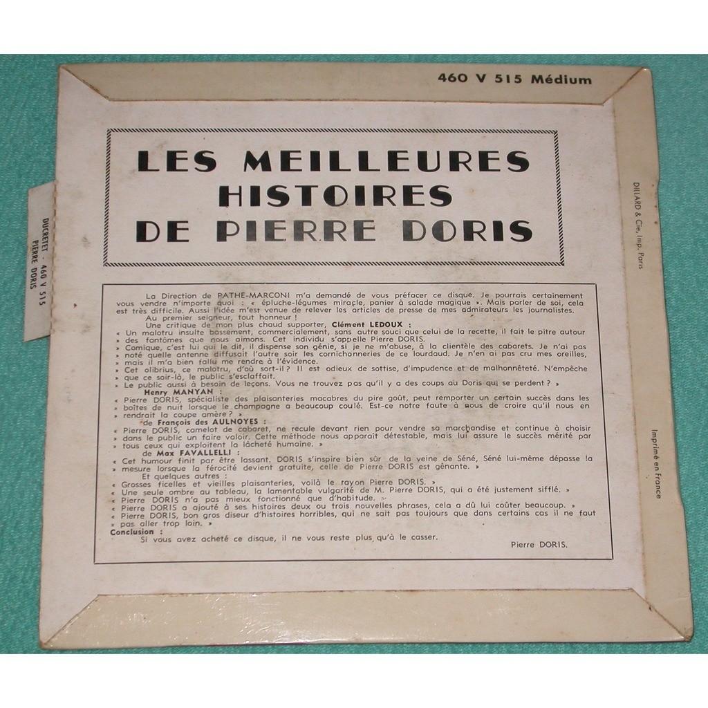 Doris Pierre Meilleures histoires de loueurs
