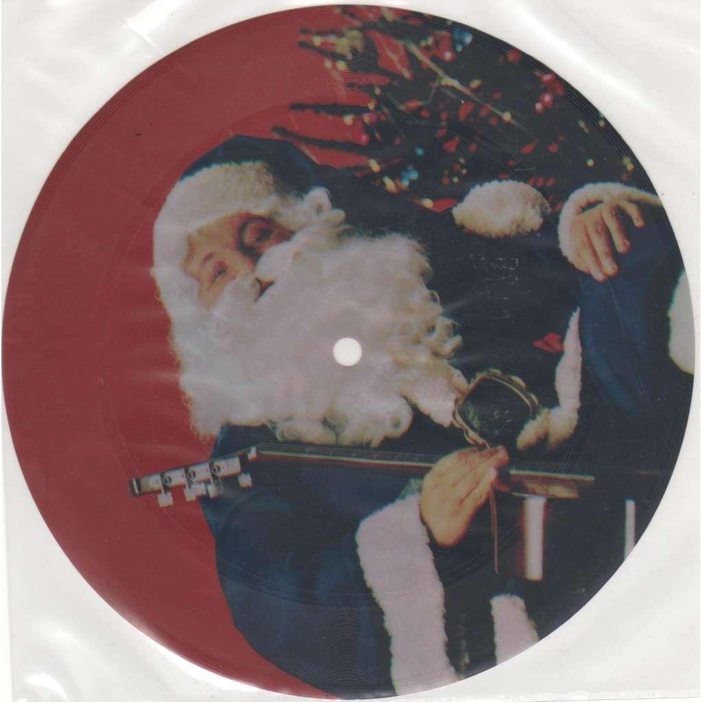 Bruno Lauzi Babbo Blu (Italian 1980 1-sided 1-trk 'Motta' promo 7single flexi Picture Disc!!)
