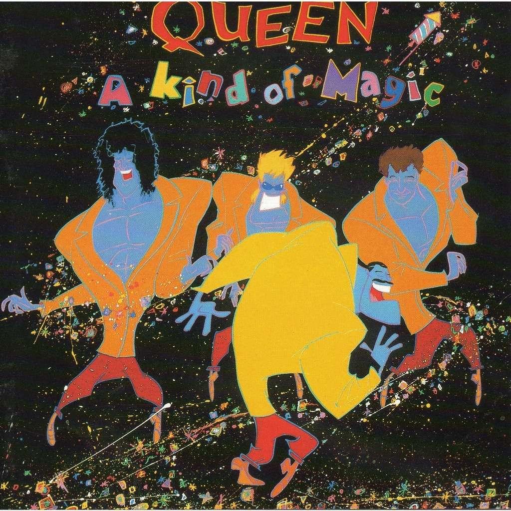 """Résultat de recherche d'images pour """"queen a kind of magic"""""""
