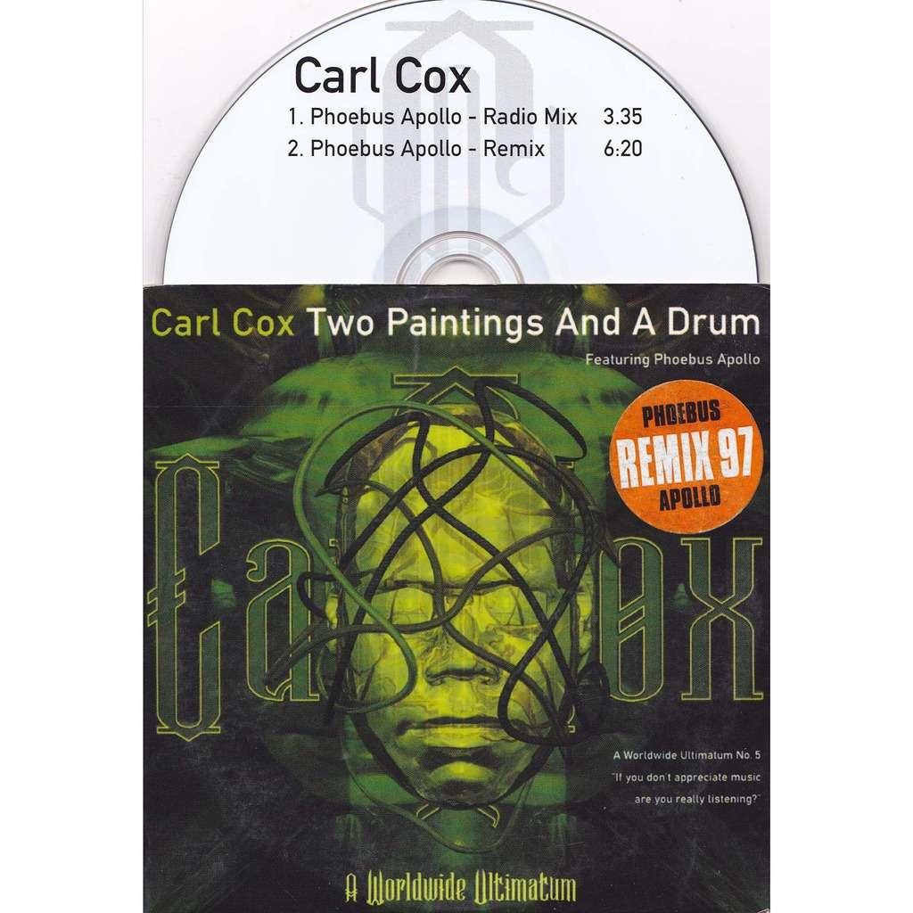 carl cox phoebus apollo ( radio mix ) / phoebus apollo ( remix )